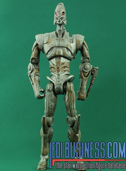 Assassin Droid figure, TLCComic2-pack