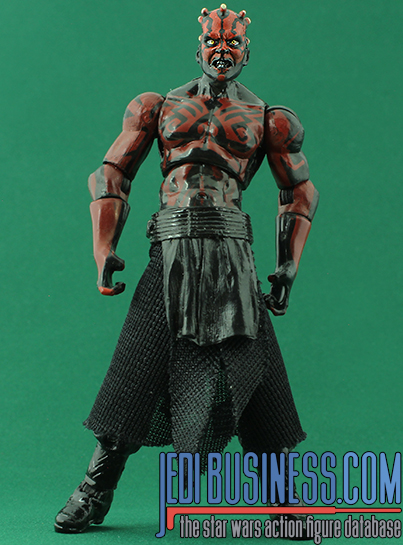 Darth Maul figure, TLCEvolutions2008