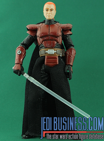 Ganner Krieg figure, TLCComic2-pack