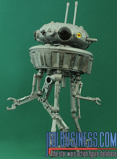 Probe Droid figure, TLCBattlepack