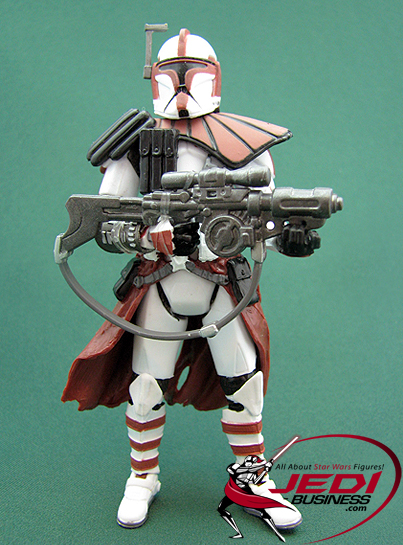 ARC Trooper Alpha figure, TLCEvolutions2009