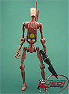 Battle Droid Commander, 2009 Set #3 figure