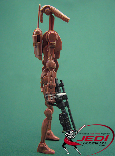 Battle Droid 2009 Set #4 The Legacy Collection
