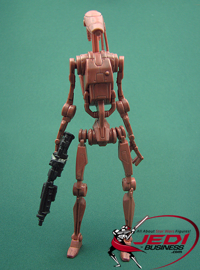 Battle Droid figure, TLCGeonosis2-pack