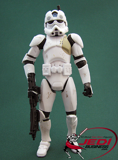 Clone Engineer figure, TLCBattlepack