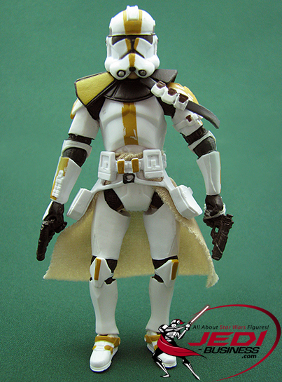 Clone Trooper figure, TLCPack-in2009