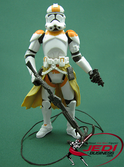 Clone Trooper Lieutenant Star Wars: Routine Valor