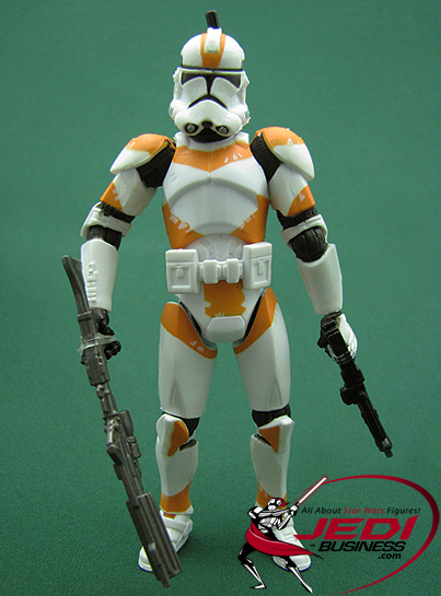 Clone Trooper figure, TLCComic2-pack2009