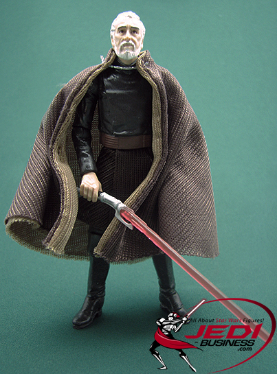 Count Dooku 2010 Set #5