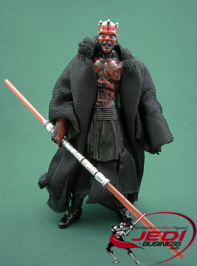 Darth Maul figure, TLCDroidFactory2009