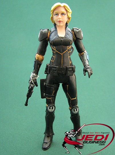 Deena Shan figure, TLCComic2-pack
