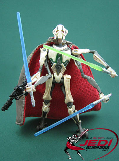 General Grievous Star Wars: General Grievous