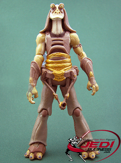 Gungan Warrior figure, TLC2