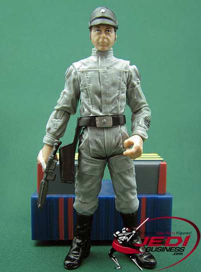 Imperial Scanning Crew figure, TLC2