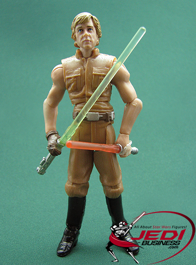 Luke Skywalker Comic 2-pack #7 - 2009 The Legacy Collection
