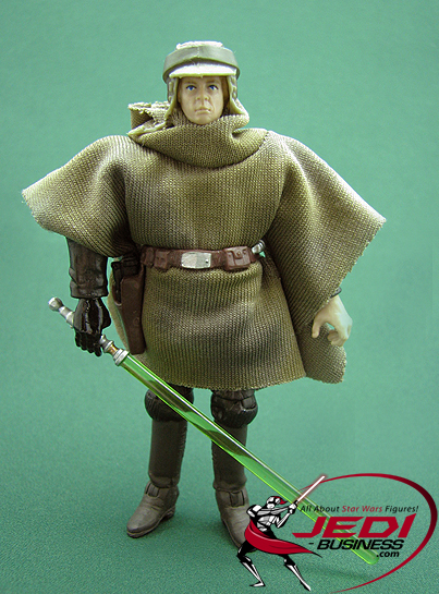 Luke Skywalker figure, TLCBattlepack