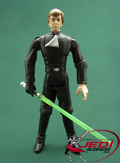 Luke Skywalker figure, TLC2