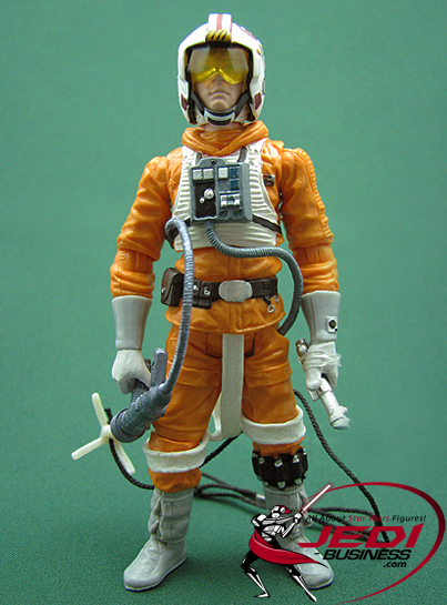 Luke Skywalker Snowspeeder Pilot The Legacy Collection