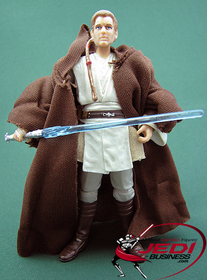 Obi-Wan Kenobi The Phantom Menace The Legacy Collection