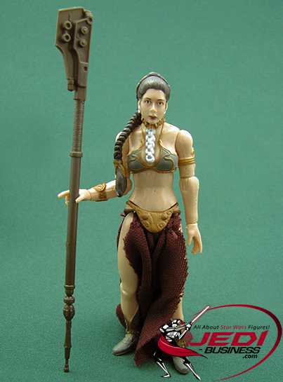 Princess Leia Organa figure, TLC2