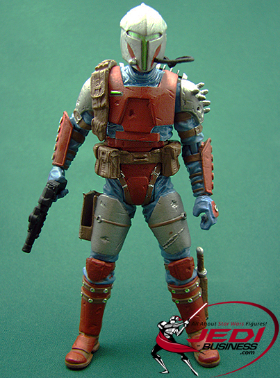 Rohlan Dyre figure, TLCComic2-packexclusive