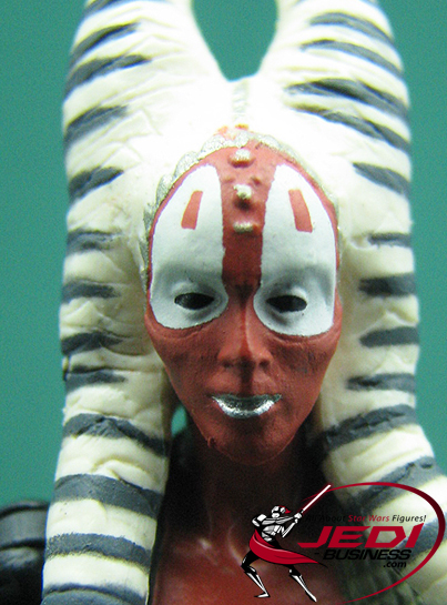 Shaak Ti 2010 Set #4 The Legacy Collection