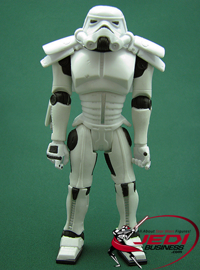 Spacetrooper figure, TLC2