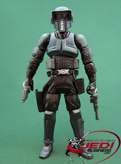 Storm Commando figure, TLCEvolutions
