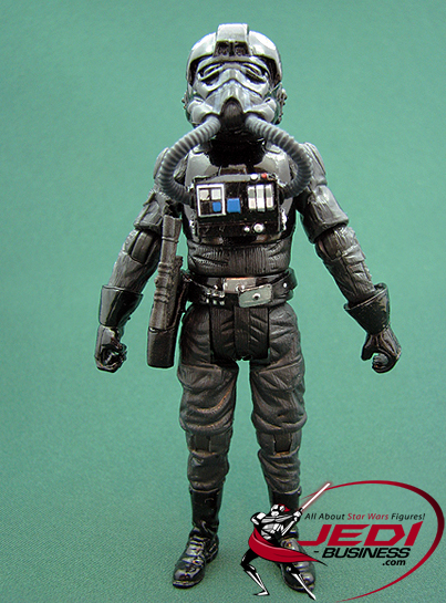 Tie Fighter Pilot figure, TLCEvolutions