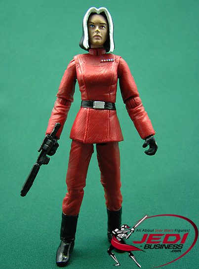 Ysanne Isard figure, TLCComic2-packexclusive