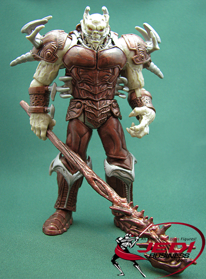 Yuuzhan Vong figure, TLCComic2-pack2009
