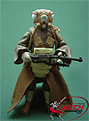 Zuckuss, Bounty Hunter figure