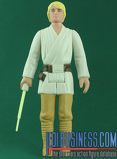 Luke Skywalker figure, POTF2Classic