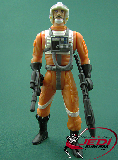 Biggs Darklighter figure, POTF2
