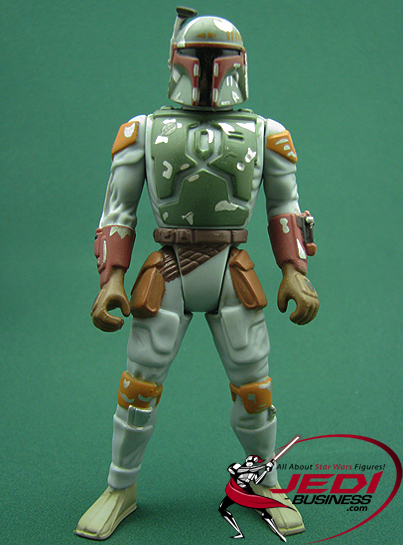 Boba Fett Wing-Blast Rocketpack The Power Of The Force
