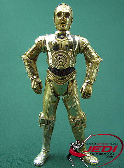 C-3PO figure, POTF2cinema