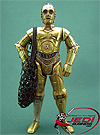 C-3PO, With Cargo Net figure