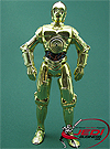 C-3PO, Star Wars figure