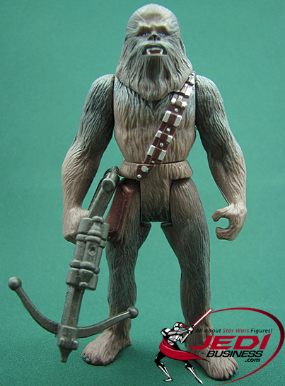 Chewbacca figure, POTF2coin