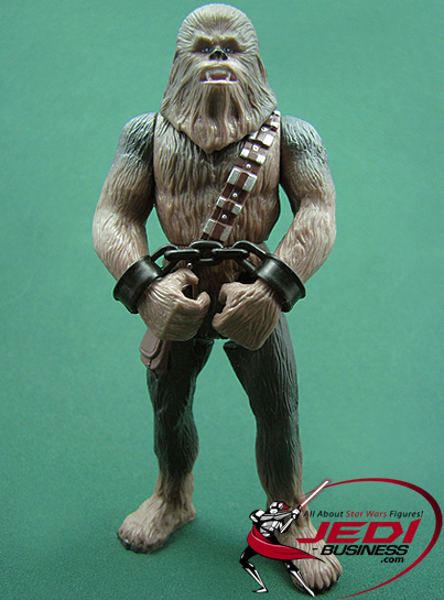 Chewbacca figure, POTF2cinema