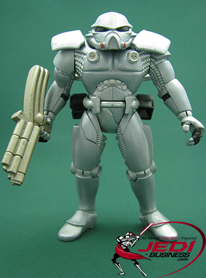 Dark Trooper figure, POTF2eu
