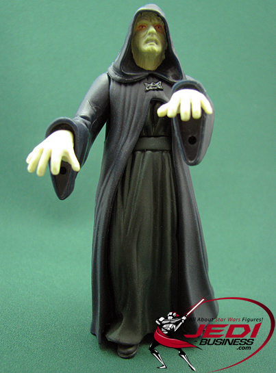 Palpatine Force Lightning