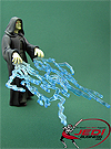 Palpatine (Darth Sidous) Force Lightning The Power Of The Force