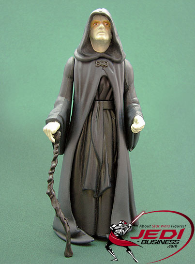 Palpatine (Darth Sidous) (The Power Of The Force)