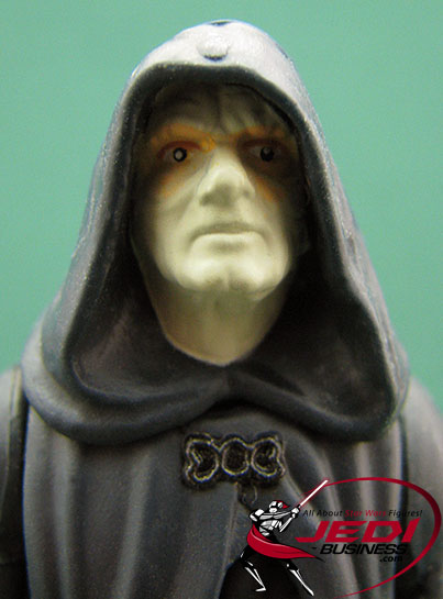 Palpatine (Darth Sidous) Return Of The Jedi The Power Of The Force