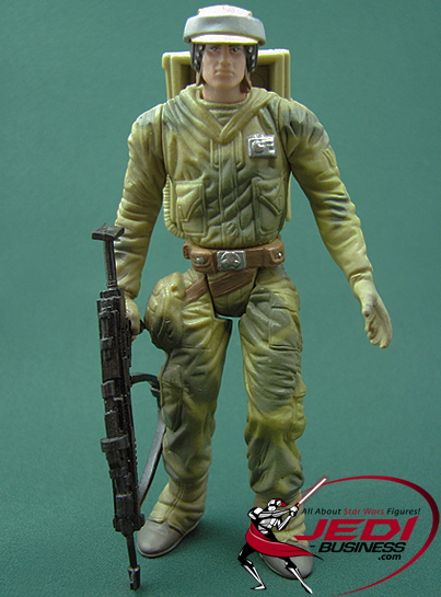 Endor Rebel Soldier figure, POTF2Basicff