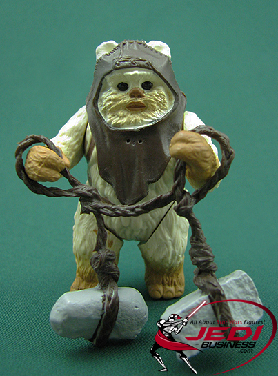 Ewok figure, POTF2Galaxy