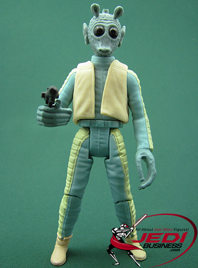Greedo figure, POTF2commtech