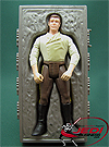 Han Solo, In Carbonite (Jabba's Palace 3D Cardboard Diorama) figure