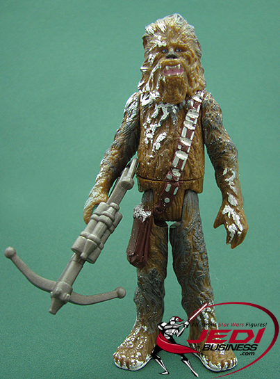 Chewbacca figure, POTF2flashback
